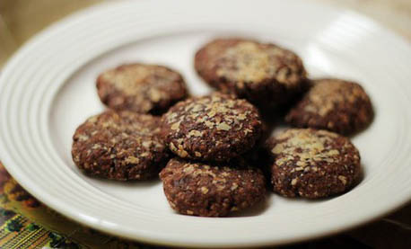巧克力饼干制作方法及配方